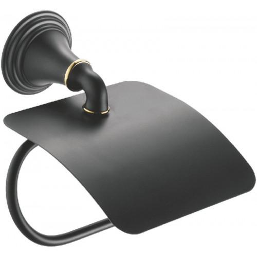 Бумагодержатель с крышкой Luksor FX-71610B Fixsen