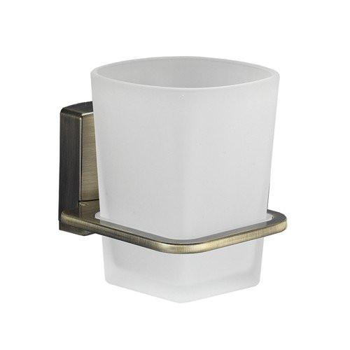 Стакан для зубных щеток стеклянный Exter К-К-5228 WasserKraft