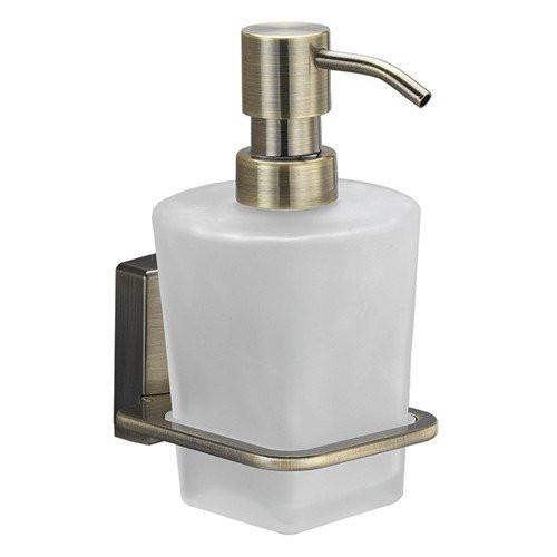 Дозатор для жидкого мыла стеклянный, 300 ml Exter К-5299 WasserKraft