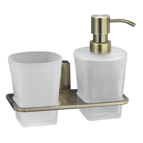 Держатель стакана и дозатора Exter К-5289 WasserKraft