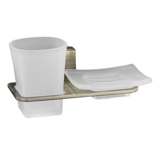 Держатель стакана и мыльницы Exter К-5226 WasserKraft