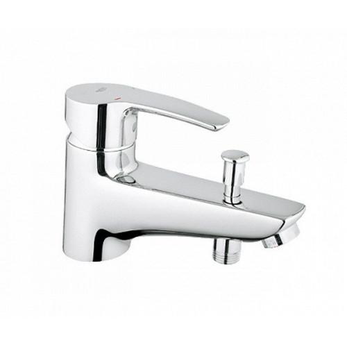 Смеситель однорычажный для ванны, на бортик, EUROSTYLE, GROHE 33614001