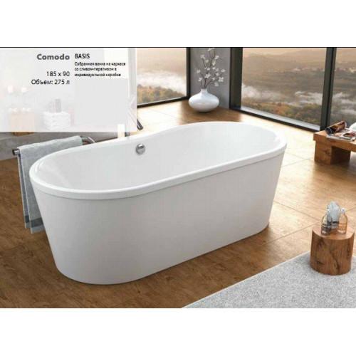 Панель для ванны Comodo Basis, Kolpa-San