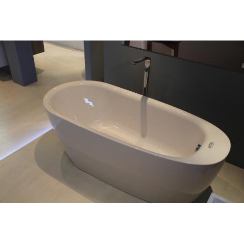 Ванна 180x80 акриловая с цельнолитой панелью, Adonis FS Basis, Kolpa-San