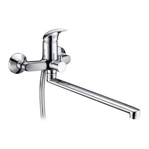 Isen 2602L Смеситель для ванны с длинным поворотным изливом, WasserKRAFT
