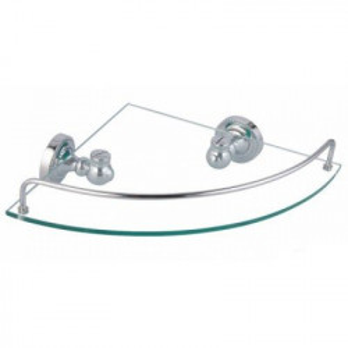 Полка стеклянная угловая Style FX-41103A Fixsen