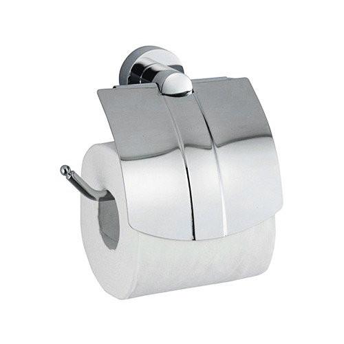 Держатель туалетной бумаги с крышкой Wasser Kraft Donau K-9425