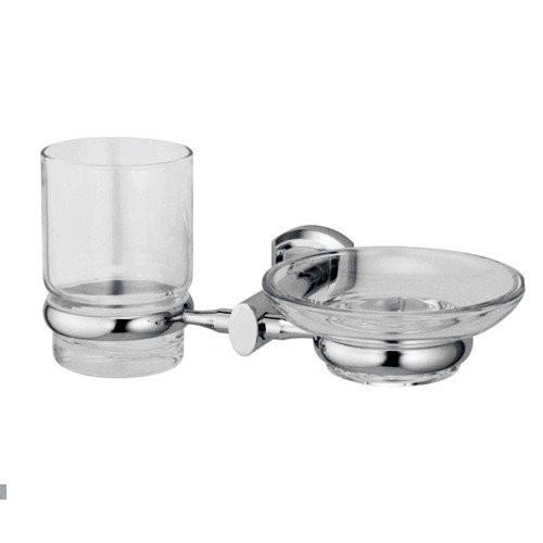 Держатель стакана и мыльницы Wasser Kraft Oder К-3026