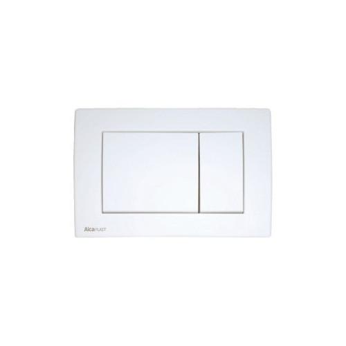 Alca Plast Смывная клавиша Белый M270