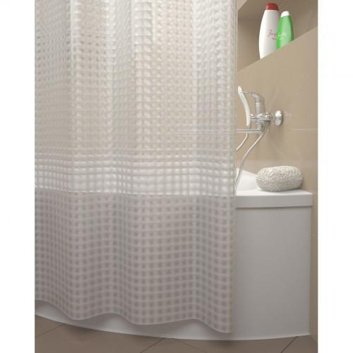 Шторы для ванной,Stereo Square,IDDIS, 500E18Si11