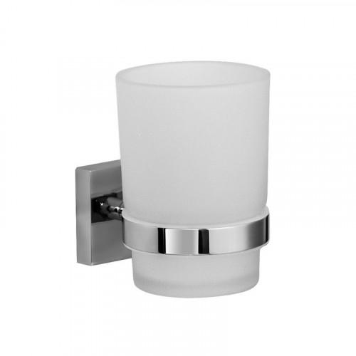 Стакан для зубных щёток стекло , Edifice,IDDIS, EDIМBG1i45