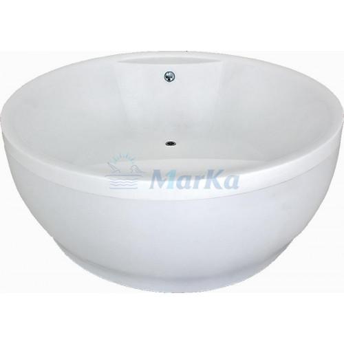 Ванна акриловая 180x180 круглая 1MarKa Omega