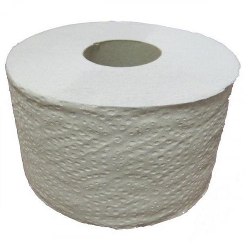 Туалетная бумага в рулонах. Однослойная. Ksitex.