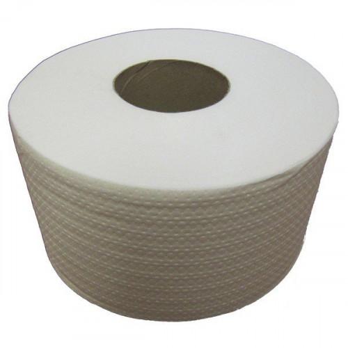 Туалетная бумага в рулонах двухслойная Ksitex.