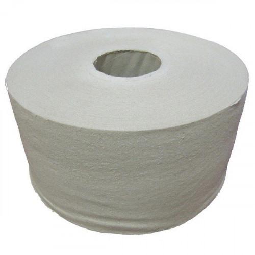 Туалетная бумага в рулонах однослойная Ksitex.