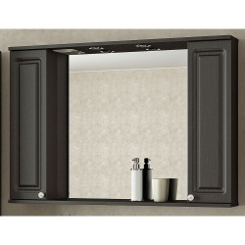 Зеркало Империя 105 венге, Francesca