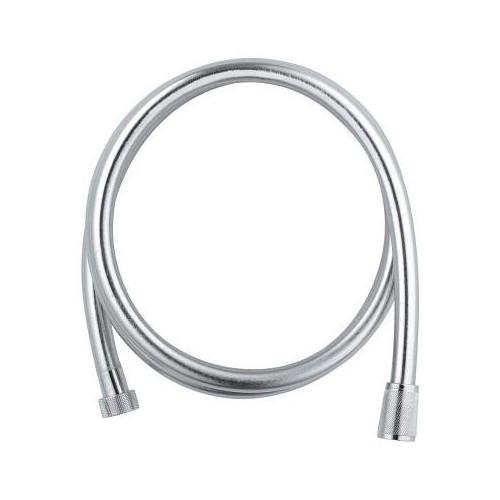 Душевой шланг 1,5м пластиковый усиленный, Silverflex Longlife, Grohe