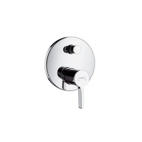 Смеситель для ванны скрытого монтажа, Metris S, Hansgrohe 31465000