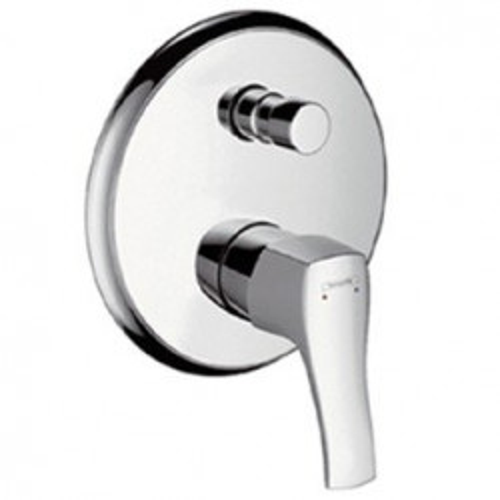 Смеситель для ванны скрытого монтажа, Metris Classic, Hansgrohe 31485000