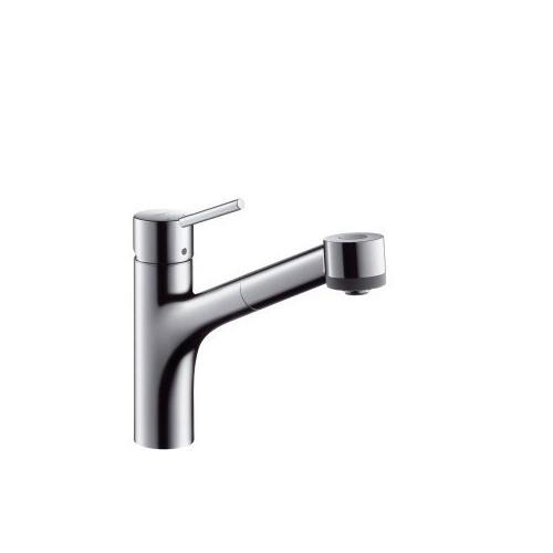 Смеситель для кухни, Talis S, выдвижной душ, Hansgrohe 32841000
