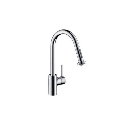 Смеситель для кухни, Talis S2 Variarc, выдвижной душ, Hansgrohe 14877000