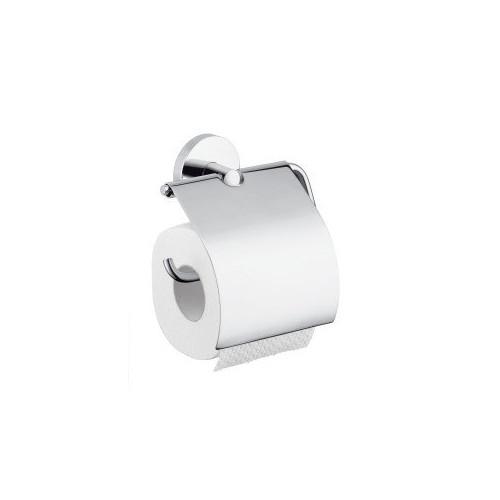 Logis Держатель для туалетной бумаги с крышкой , Hansgrohe 40523000