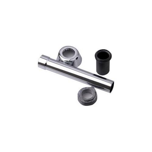 Переходник для колена смыва d 45 мм, хром, Geberit