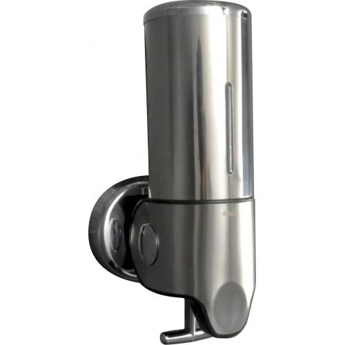 Дозатор жидкого мыла 0,5л пластик Fixsen Hotel for HoReCa FX-31012A