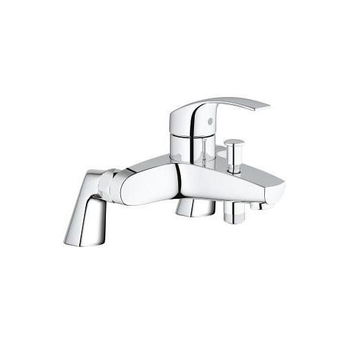 Смеситель однорычажный для ванны, на борт ванны/плитки, Eurosmart, Grohe