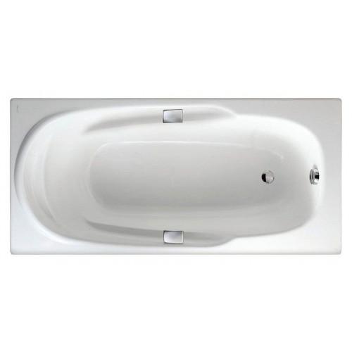 Ванна чугунная 170x80 Jacob Delafon Adagio с отверстием для ручек E2910