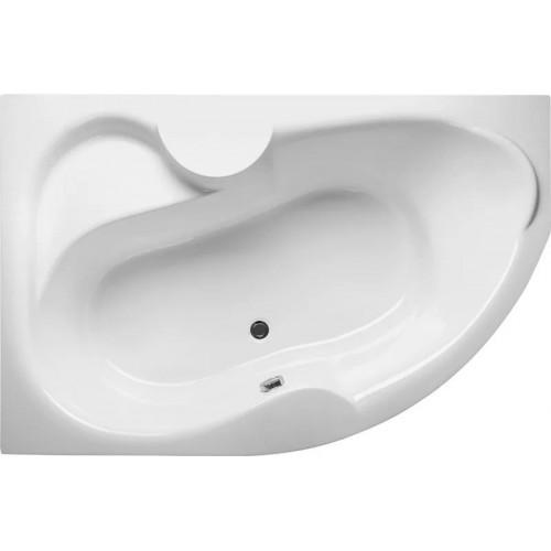 Ванна акриловая 160x105см Vayer Azalia асимметричная левая