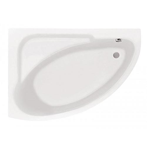 Ванна акриловая асимметричная 150 x 100 левая, Гоа, Santek WH112033