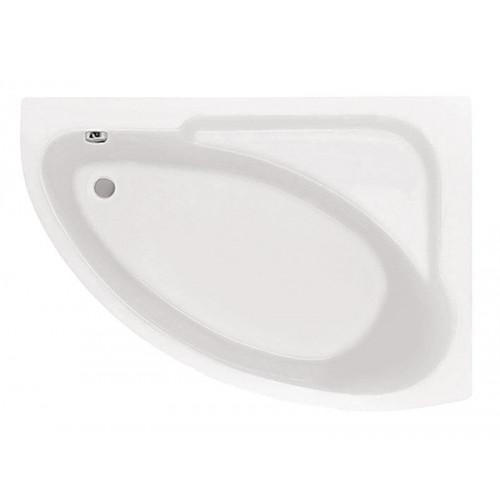 Ванна акриловая асимметричная 150 x 100 правая, Гоа, Santek WH112032
