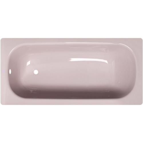 Стальная ванна Donna Vanna 150x70x40 ,розовый коралл, ВИЗ