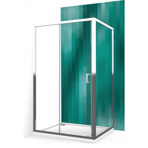 Перегородка 70 см для комбинации с душевыми дверми Liga Line, LLB/700, Roltechnik