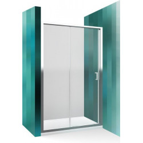 Душевая дверь в нишу или комбинации 140см, Liga Line LLD2/1400, Roltechnik