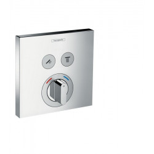 Смеситель для душа, для 2 потребителя, Shower Select, Hansgrohe