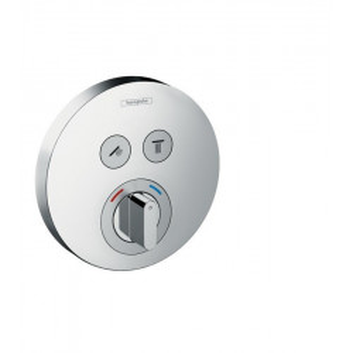 Смеситель для душа, для 2 потребителей, Shower Select S, Hansgrohe