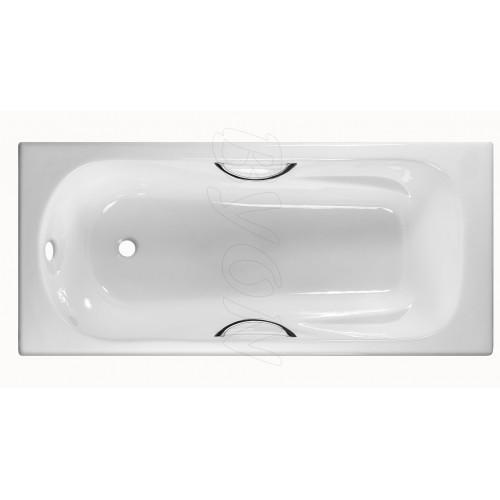 Ванна чугунная BYON B13 170x70x42 см