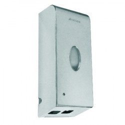 Дозатор для мыла-пены Ksitex AFD-7961S автоматический глянцевый