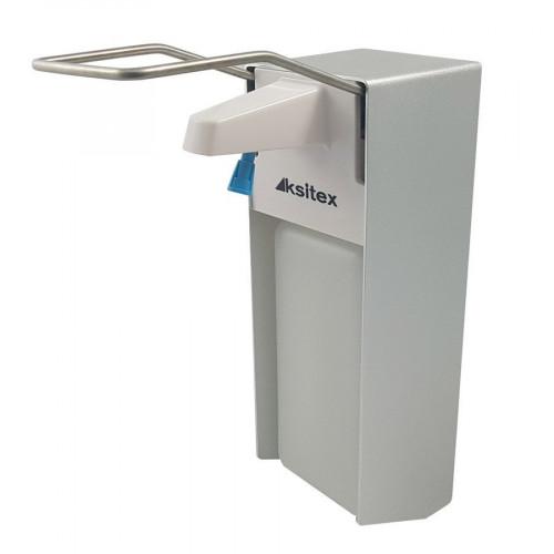 Локтевой дозатор для средства дезинфекции Ksitex ED-1000