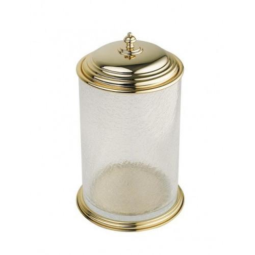 Ведро стекло Boheme Palazzo Nero золото 10158