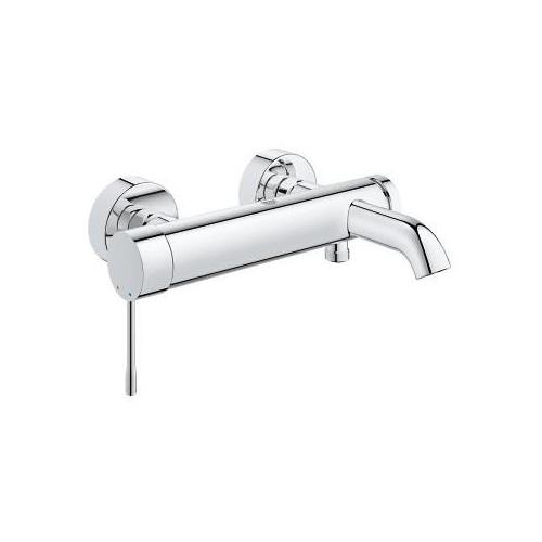 Смеситель для ванны однорычажный, хром, Essence New, Grohe