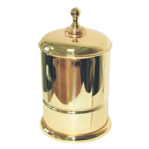 Ведро металл Boheme Imperiale золото 10408