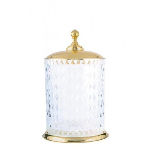 Ведро хрусталь Boheme Imperiale золото 10424