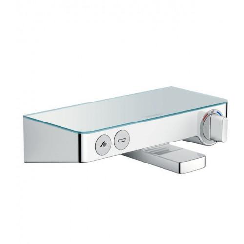 Смеситель для ванны термостат, ShowerTablet Select 300 BM, полочка хром, Hansgrohe