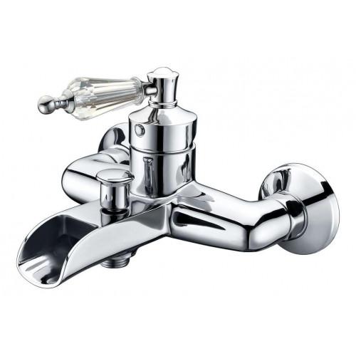 Смеситель для ванны Boheme Vogue бронза swarovski 203SW