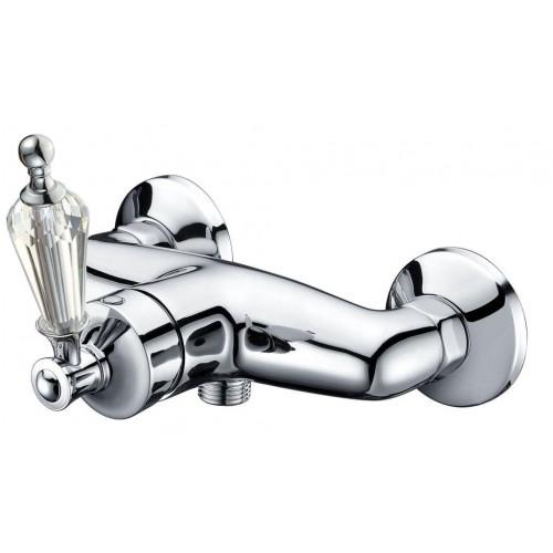 Смеситель для душа Boheme Vogue хром swarovski 224SW
