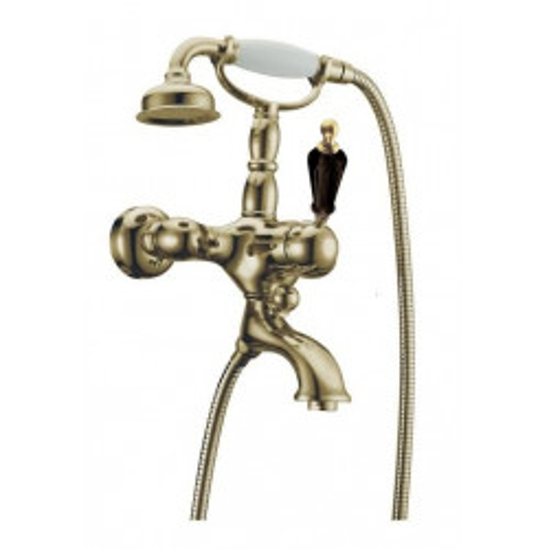 Смеситель для ванны Boheme Medici Ripresa бронза Swarovki 303SW