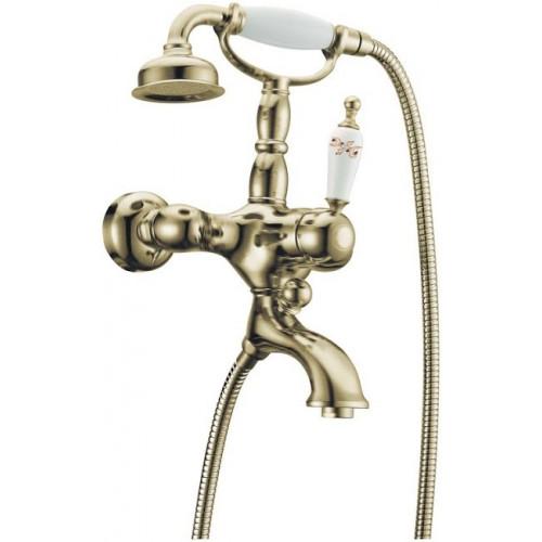 Смеситель для ванны Boheme Medici Ripresa бронза 303